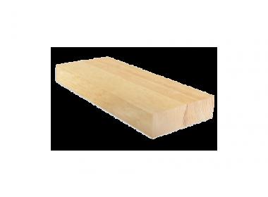 Обрезная доска из лиственницы 25*100*4.0 - 6.0 1
