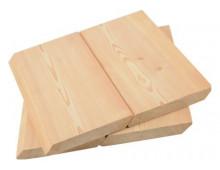 Скошенный планкен из лиственницы 20*90*2.0 - 4.0