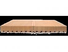 Террасная доска из лиственницы 35*115*5.0 - 6.0