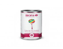 Biofa 8500 Color-Oil For Indoors (Цветное масло для интерьера)