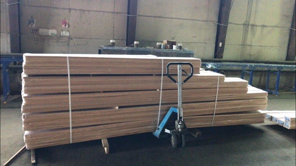 Упаковка древесины от компании ЛесРезерв