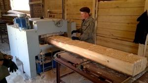 Торцовка древесины от компании Лес Резерв