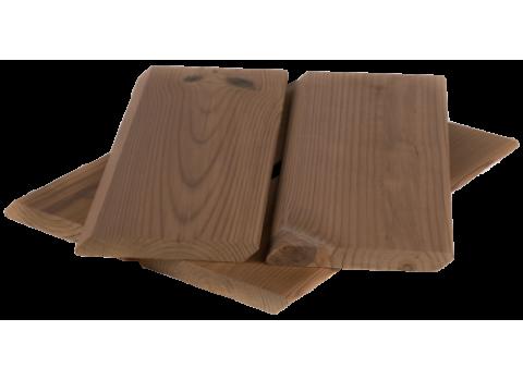 Скошенный планкен из термососны