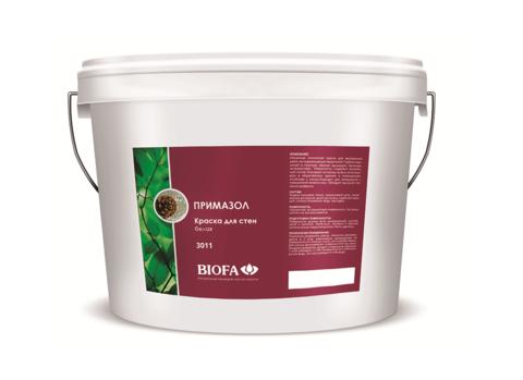 Biofa (Биофа) 3011 Примазол Краска для стен, белая