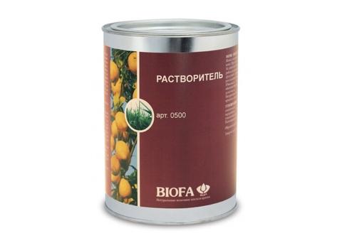 Biofa (Биофа) 0500 Растворитель для очистки и удаления ЛКМ и жирных загрязнений с деревянной поверхности
