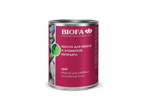Biofa (Биофа) 2049 Масло для мебели