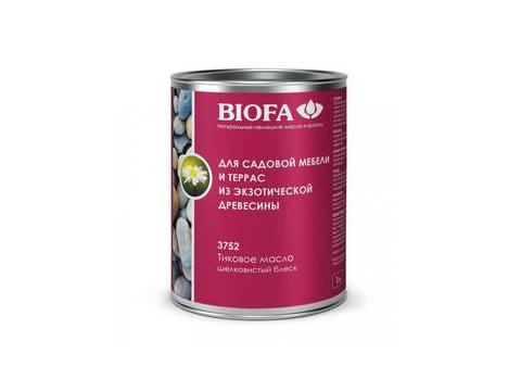 Biofa 3752 Тиковое масло